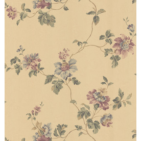 brewster red jacobean floral - photo #7