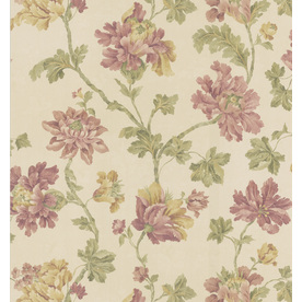 brewster red jacobean floral - photo #6