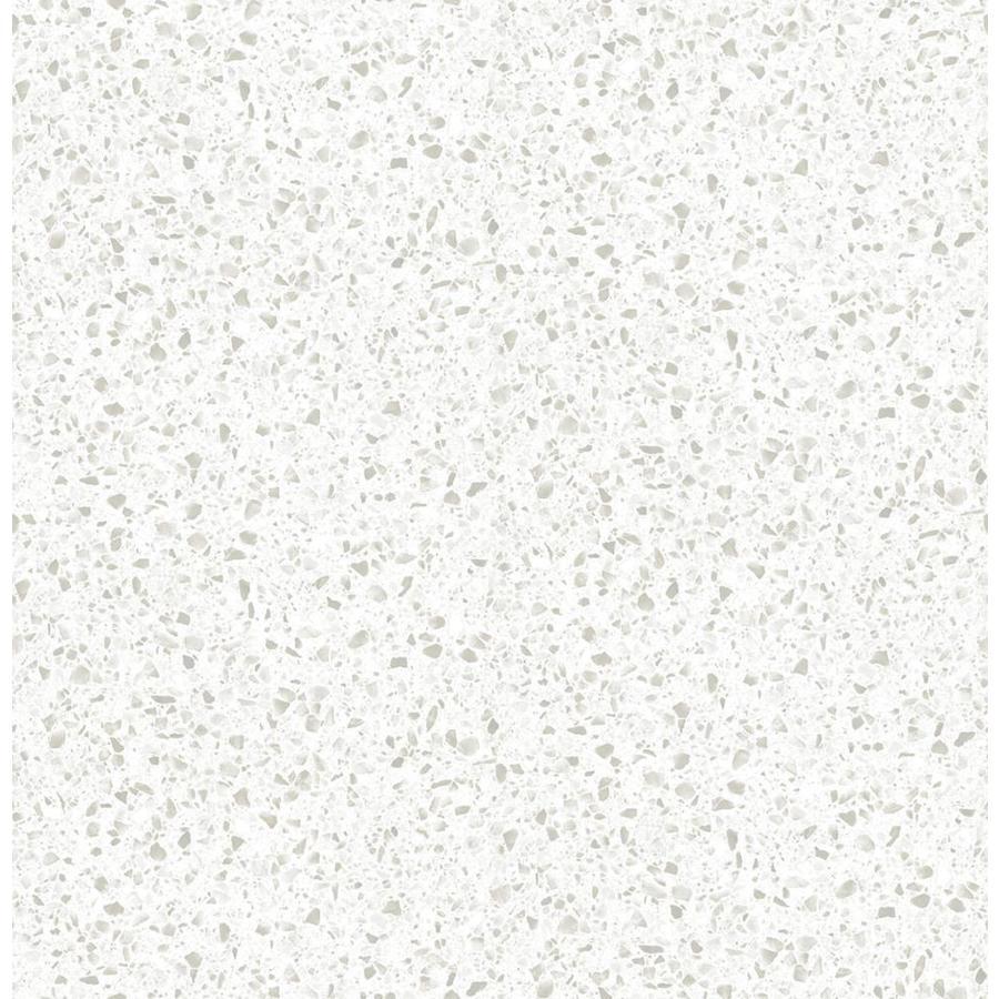 Scott Livingscott Living 30 75 Sq Ft Gold Vinyl Stone Self Adhesive Peel And Stick Wallpaper In White Sls3521 Dailymail