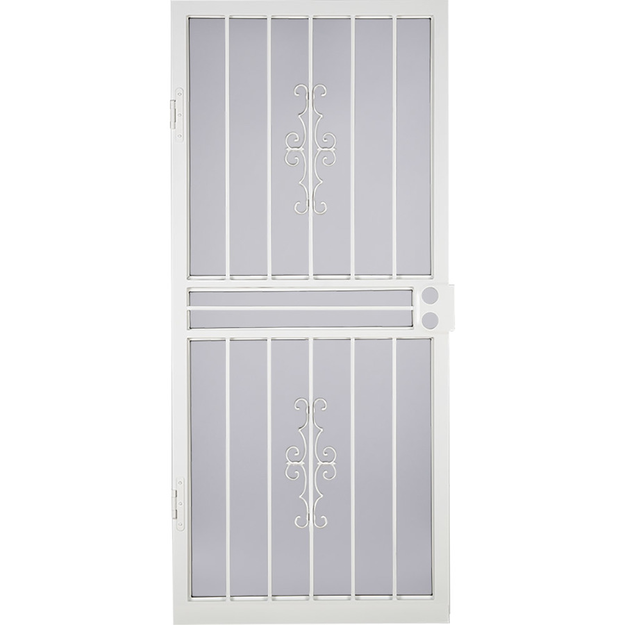 Security Doors Steel Security Door Lowes