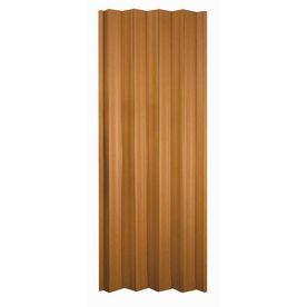 Shop Reliabilt Fruitwood 1 Panel Accordion Interior Door