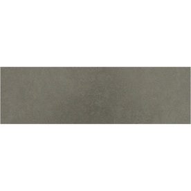 GBI Tile & Stone Inc. Thin-n-Easy Grey Glazed Porcelain Wall Tile (Common: 6-in x 20-in; Actual: 5.91-in x 19.69-in) PORP6X20G