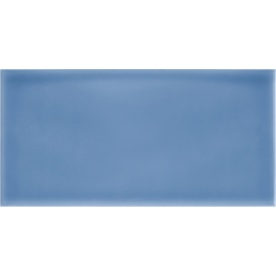 allen + roth Blue 3-in x 6-in Ceramic Subway Tile  3-in x 6-in 857823