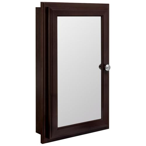 Estate By Rsi Recessed Medicine Cabinet With Crown Molding