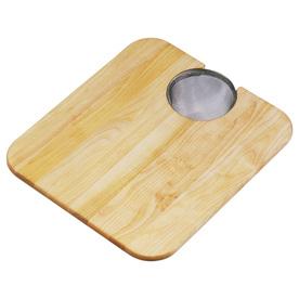 Elkay 1 17-In L X 14.5-In W Wood Cutting Board Cbs1316
