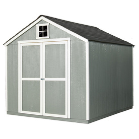 Heartland (Common: 8-ft x 10-ft; Interior Dimensions: 8-ft x 9.72 Feet) Value Gable Engineered Wood Wood Storage Shed 194030