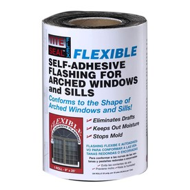 Tite-Seal Self-Adhesive Waterproof 9-In X 25-Ft Rubberize...
