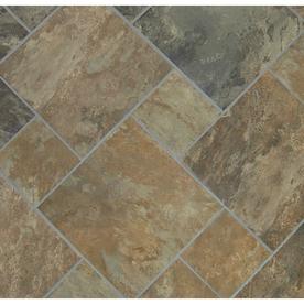 Upc 097518283537 Product Image For Style Selections Sedona Slate Cedar Glazed Porcelain Indoor Outdoor Floor