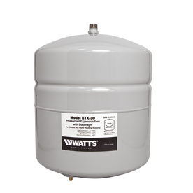 Shop Watts 4 7 Gallon Hydronic Expansion Tank At Lowes Com