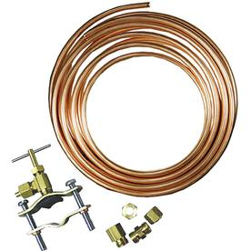 Shop Watts 15 Ft 125 Psi Copper Ice Maker Installation Kit