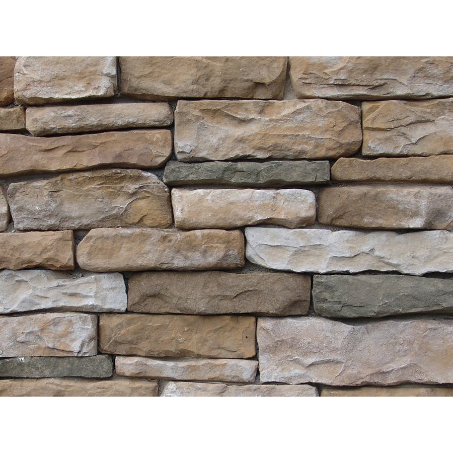 Shop Ply Gem Stone 10 Sq Ft Autumn Ledge Stone Stone