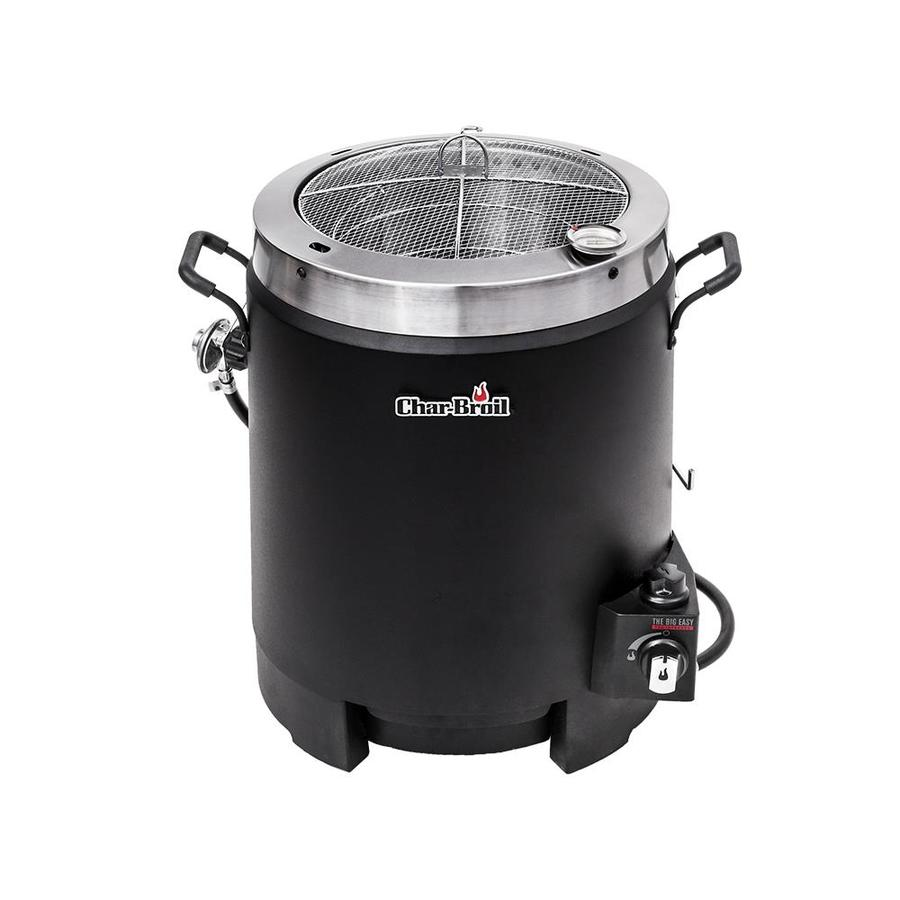 Char-Broil The Big Easy Oil-Less Turkey Fryer Stainless Steel   17102065