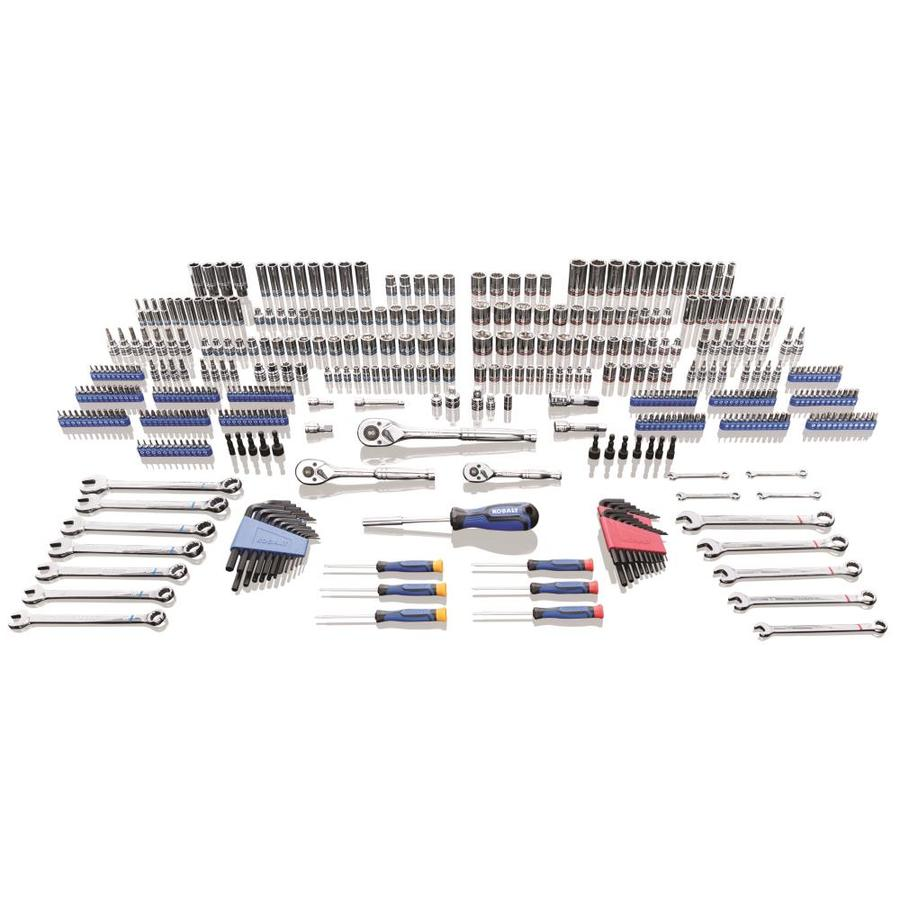 Kobalt 439-Piece Mechanic's Tool Set 81334