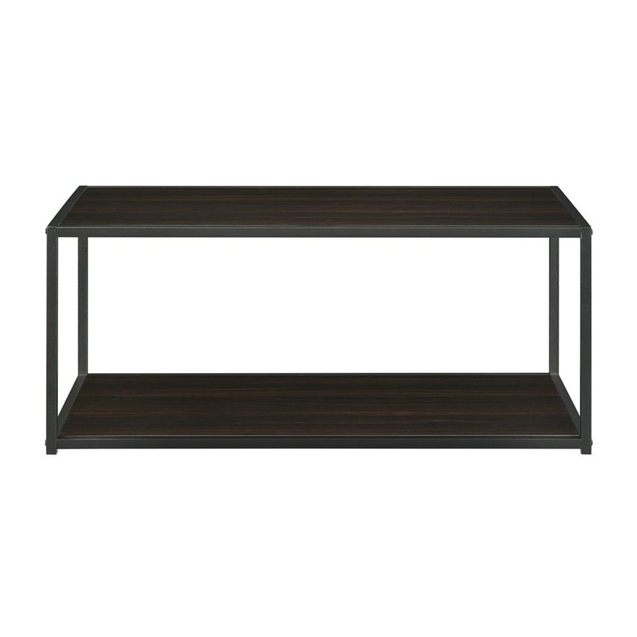Altra Furniture Espresso Rectangular Coffee Table In The Coffee Tables Department At Lowes Com