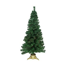 Northlight 6-Ft Pre-Lit Artificial Christmas Tree With Co...