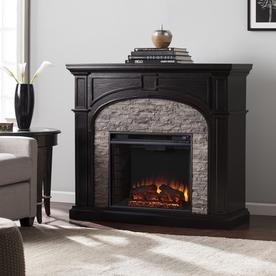 Boston Loft Furnishings 45.75-In W Ebony/Multi-Hued Gray ...