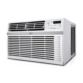 LG 18,000-Btu 1000-Sq Ft 230-Volt Window Air Conditioner ...