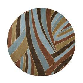 Surya Carpets 7002 Forum 9ft 9in Round Rug