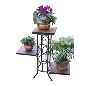 Display Product Reviews For 22 4 In Antique Tuscany Indoor Outdoor Rectangular Slate Plant Stand