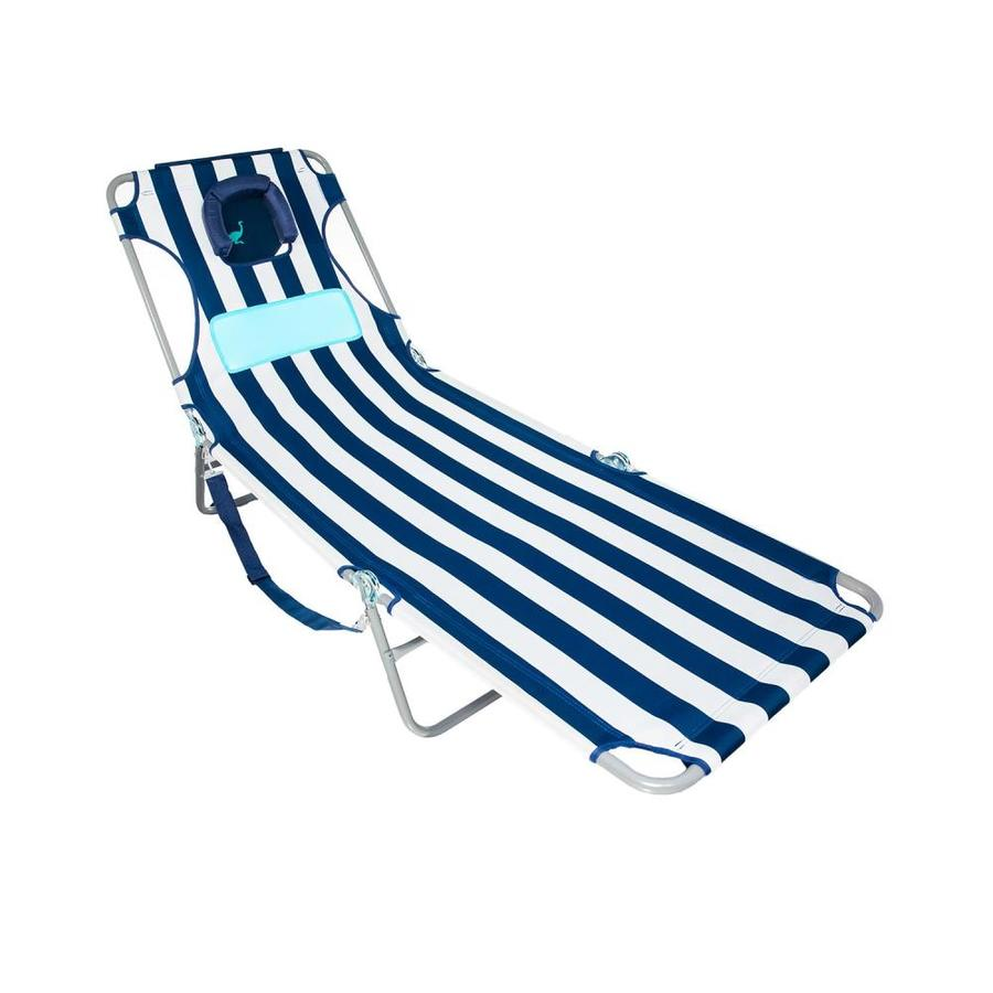 Face Down Sunbathing Chaise Lounge