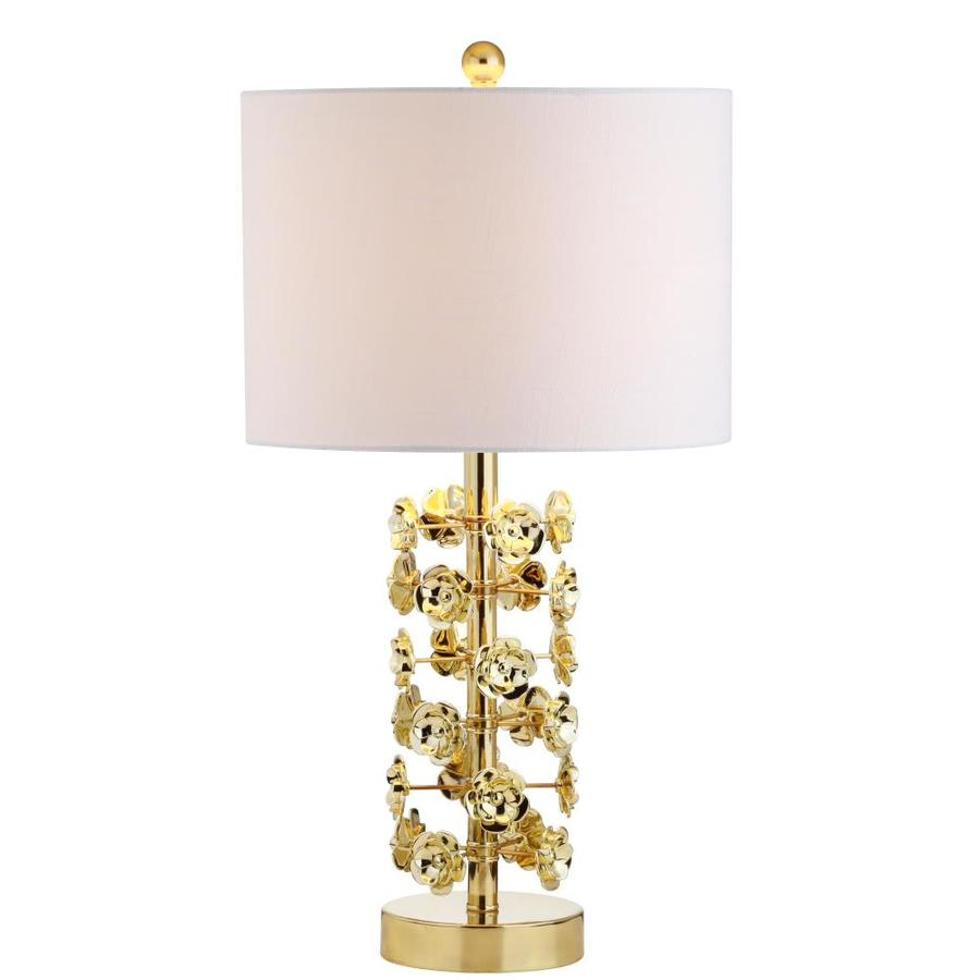 Brass Gold Rotary Socket Table Lamp