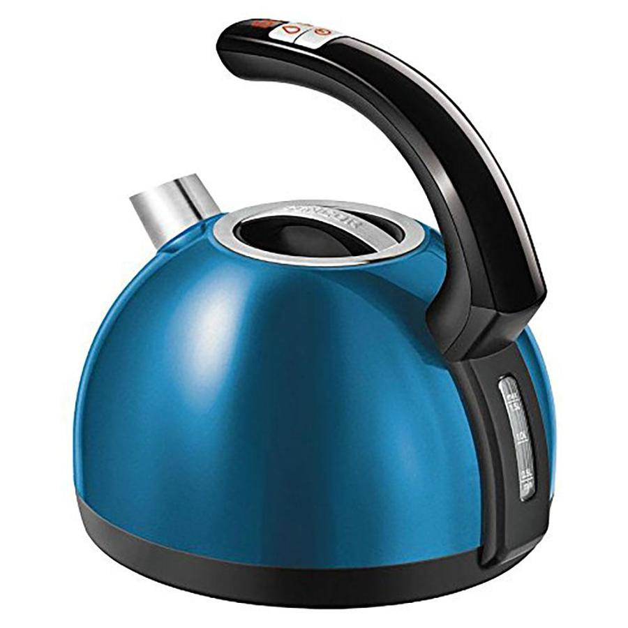 electric kettle turquise