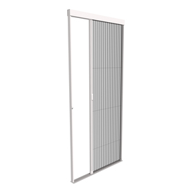 Shop Phantom Screens 36 Quot X 80 1 2 Quot Vantage White