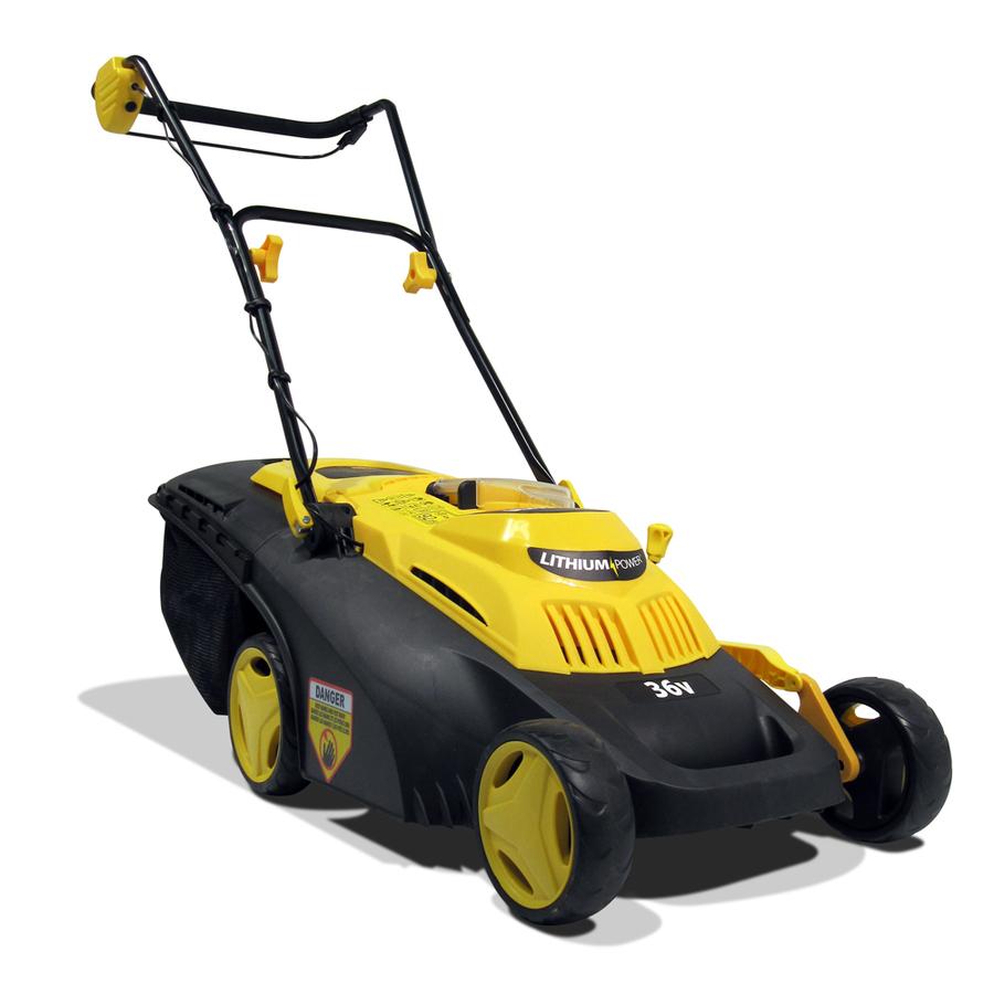 Cordless Lawn Mower On Shoppinder