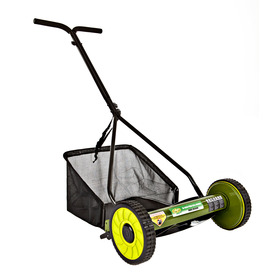 Sun Joe 16-in Reel Lawn Mower MJ500M
