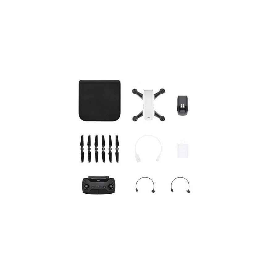 DJI Spark Combo 12-MP-Megapixel Drone | CP.PT.00000104.01