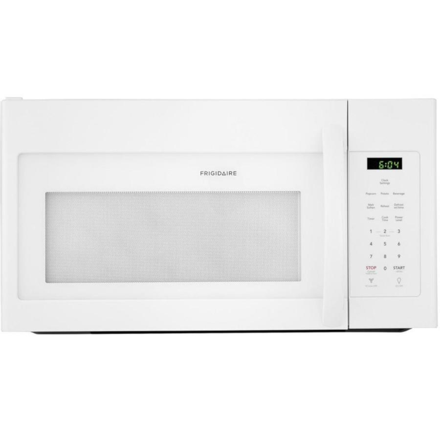 Frigidaire 1.6-cu ft Over-the-Range Microwave (White) | 286410
