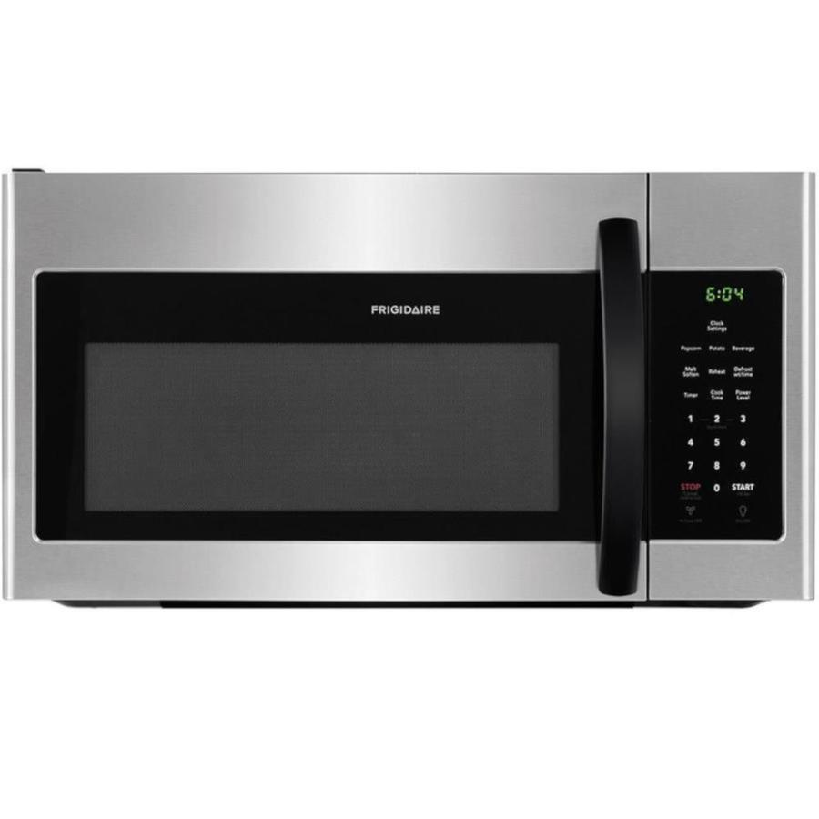 Frigidaire 1.6-cu ft Over-the-Range Microwave (Stainless Steel) | 286414