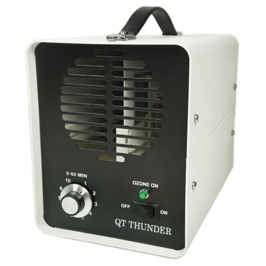 Queenaire Technologies Thunder 1-speed 1000-sq Ft Non-hepa Air Purifier in Gray   549337