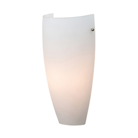 Access Lighting Daphne 5.5-In W 1-Light Brushed Brass/Bru...