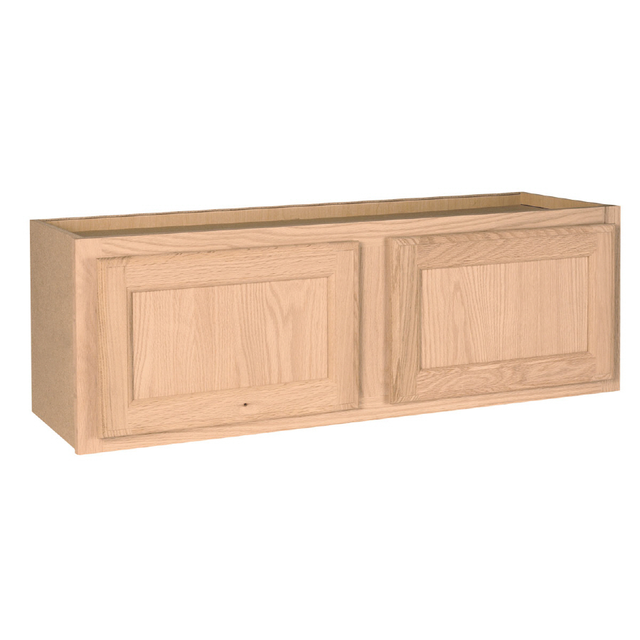 Unfinished Kitchen Cabinets Doors: Shop Project Source 36-in W X 12-in H X 12-in D Unfinished