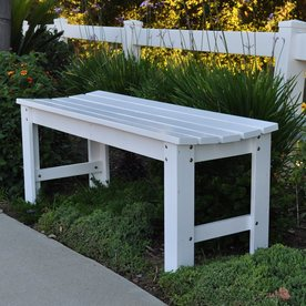 Display Product Reviews For 17 In W X 48 In L White Cedar Patio