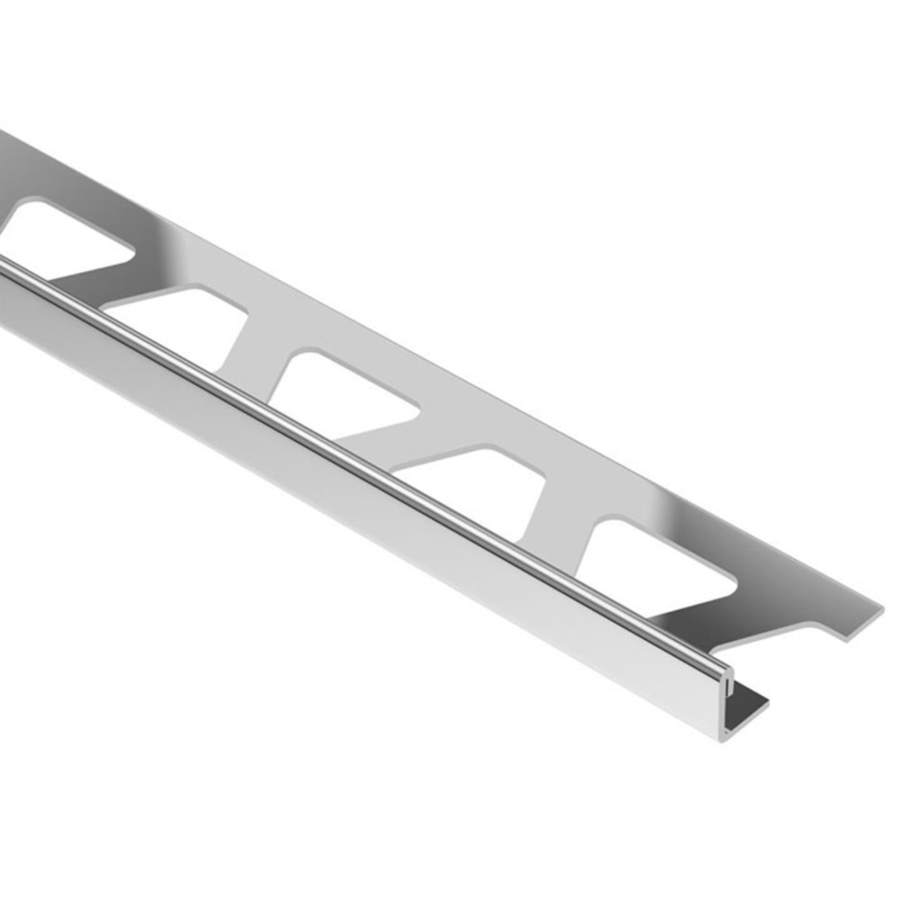 Shop Schluter Systems Schiene Edge Trim 17/32-in Stainless