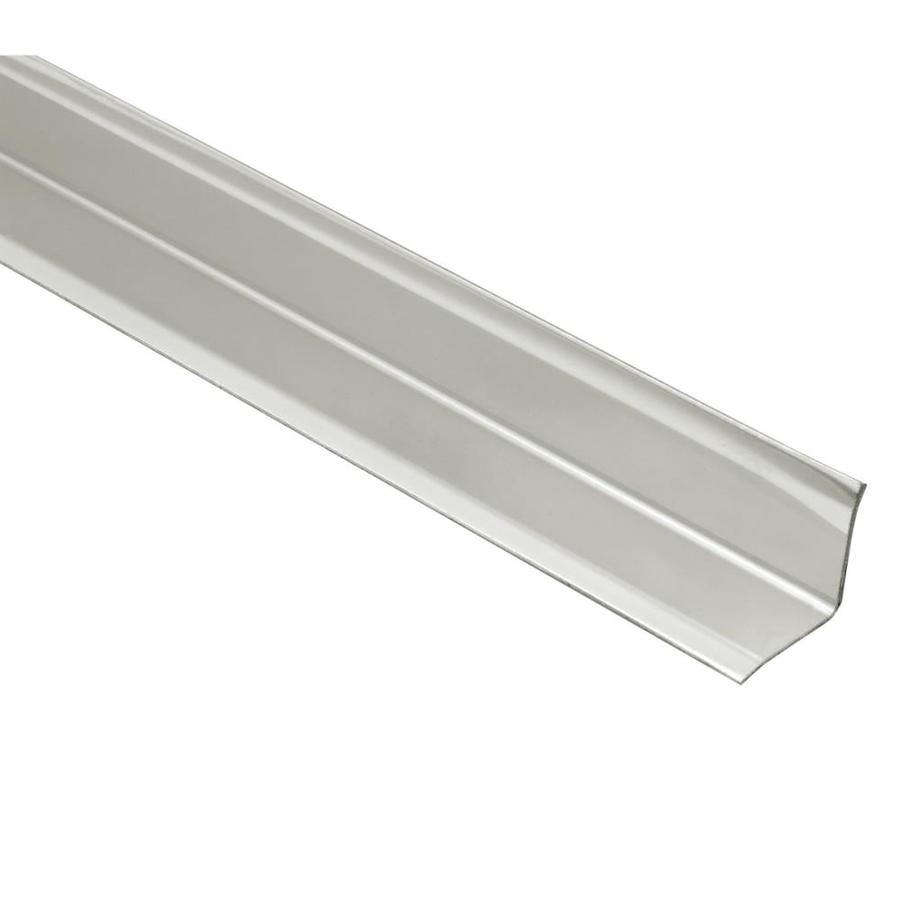 Shop Schluter Systems 9/16-in Stainless Steel Trim At