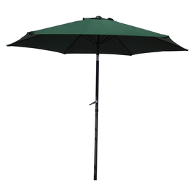 Display Product Reviews For St Kitts Forest Green Market 8 5 Ft Patio Umbrella