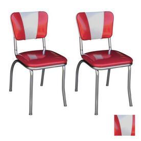 Retro Kitchen Chrome Chair Repair