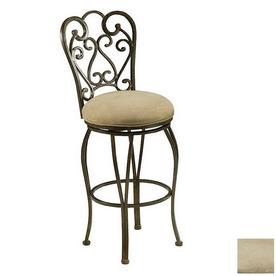 Shop Pastel Furniture Magnolia Autumn Rust 30 In Bar Stool