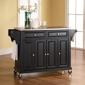 display product reviews for black craftsman kitchen island - Black Kitchen Island