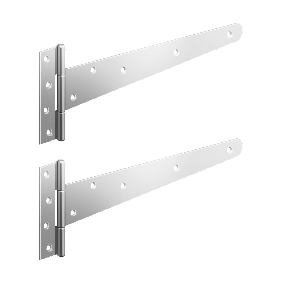 Shop Gatemate Stainless Steel Large Strong Tee Gate Hinge