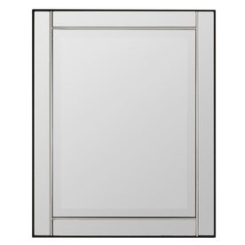 shop cooper classics 24 in x 30 in beveled edge wall mirror at. Black Bedroom Furniture Sets. Home Design Ideas