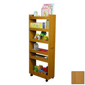 Venture Horizon 4036-33OA Oak Thin Man Pantry Cabinet