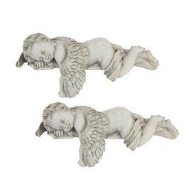 Design Toscano Sleepy Time 5-In Angels And Cherubs Garden...
