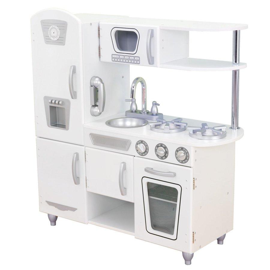 Kidkraft White Kitchen: Shop KidKraft White Vintage Kitchen At Lowes.com