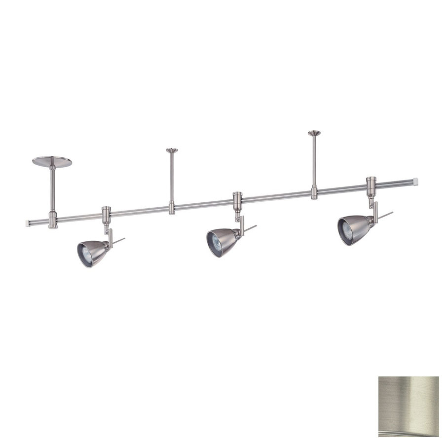 Decorative Track Lighting Fixtures: Shop Kendal Lighting 42-in Aviator White Ceiling Fan With