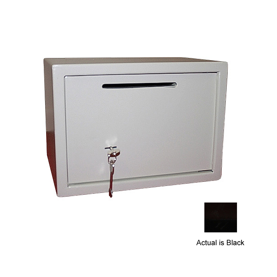 Shop Hollon Keyed Drop Box Safe At Lowes Com