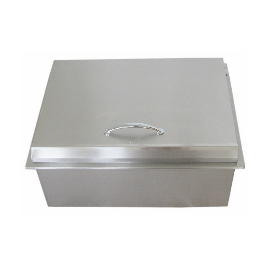 Shop Sunstone Built In Grill Cabinet Ice Chest At Lowes Com